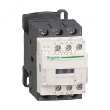 Stycznik 4 kW 3 styki zwierne 24VAC Schneider Electric LC1D096B7