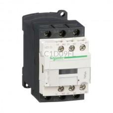Stycznik 4 kW 3 styki zwierne 110DC Schneider Electric LC1D09FL