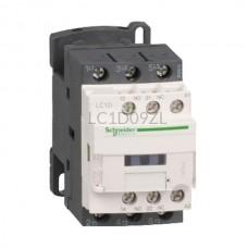 Stycznik 4 kW 3 styki zwierne 20VDC Schneider Electric LC1D09ZL