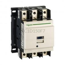 Stycznik 80 kW 3 styki zwierne 110VAC Schneider Electric LC1D150F7