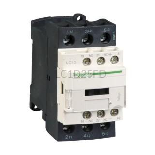 Stycznik 11 kW 3 styki zwierne 230VAC Schneider Electric LC1D25FD