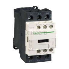 Stycznik 15 kW 3 styki zwierne 110VDC Schneider Electric LC1D32FD