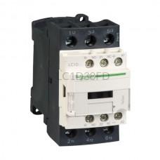 Stycznik 18,5 kW 3 styki zwierne 110VDC Schneider Electric LC1D38FD