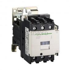 Stycznik 18,5 kW 3 styki zwierne 110VDC Schneider Electric LC1D40FD