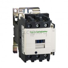 Stycznik 22 kW 3 styki zwierne 110VDC Schneider Electric LC1D50FD