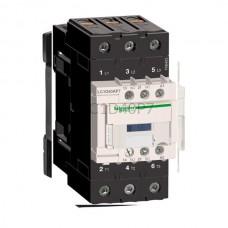 Stycznik 18,5 kW 3 styki zwierne 230VAC Schneider Electric LC1D40P7