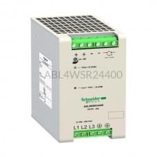 Zasilacz na szynę Schneider Electric 960W 340...550VAC 24VDC ABL4WSR24400