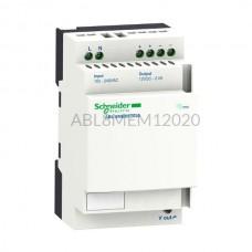 zasilacz na szynę Schneider Electric 25W 85...264VAC 12VDC ABL8MEM12020