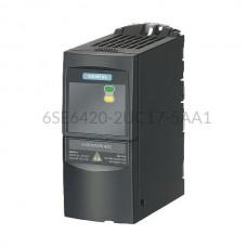 Falownik jednofazowy 0,75kW Siemens 6SE6420-2UC17-5AA1