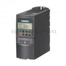 Falownik jednofazowy 0,75kW Siemens 6SE6440-2UC17-5AA1