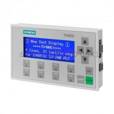 "Panel HMI 3,7"" TD400 Siemens 6AV6640-0AA00-0AX1"