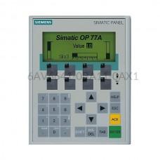 "Panel HMI 4,5"" OP77A Siemens 6AV6641-0BA11-0AX1"