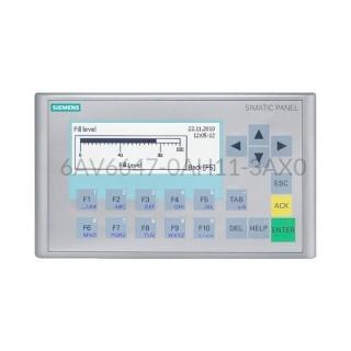 """Panel HMI 3,6"""" KP300 Siemens 6AV6647-0AH11-3AX0"""
