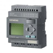 Sterownik LOGO! 24C Siemens 6ED1052-1CC01-0BA6