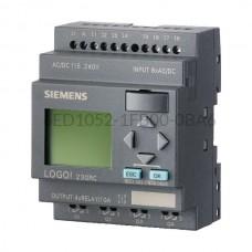 Sterownik LOGO! 230RC Siemens 6ED1052-1FB00-0BA6