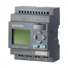 Sterownik LOGO! 12/24RC Siemens 6ED1052-1MD00-0BA6