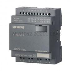 Sterownik LOGO! 12/24RC Siemens 6ED1052-2CC01-0BA6