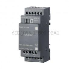 Moduł LOGO! DM8 230R Siemens 6ED1055-1FB00-0BA1