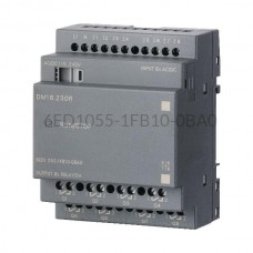 Moduł LOGO! DM16 230R Siemens 6ED1055-1FB10-0BA0