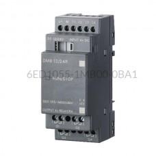 Moduł LOGO! DM8 12/24R Siemens 6ED1055-1MB00-0BA1