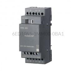 Moduł LOGO! AM2 AQ Siemens 6ED1055-1MM00-0BA1