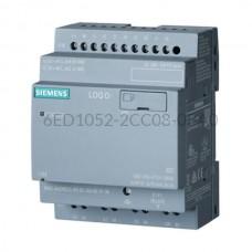 Sterownik LOGO! 8.2 24CEO Siemens 6ED1052-2CC08-0BA0