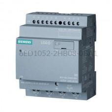 Sterownik PLC 6ED1052-2HB08-0BA1 LOGO! 8.3 24RCEO Siemens