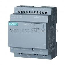 Sterownik LOGO! 8.2 12/24 RCEo Siemens - 6ED1052-2MD08-0BA0
