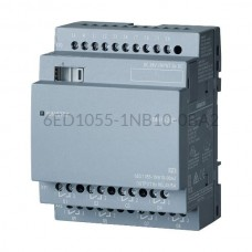 Moduł binarny LOGO! 8 DM16 24R Siemens 6ED1055-1NB10-0BA2