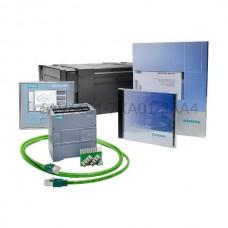 Zestaw startowy SIMATIC S7-1200 + KTP400 Siemens CPU 1212C 6AV6651-7KA01-3AA4