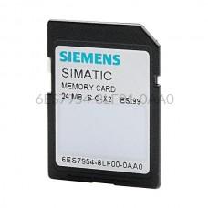 Moduł pamięci MC954 Siemens 6ES7954-8LF01-0AA0