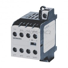 Stycznik Siemens Sirius 4kW 8,4A AC-3 3P 1NZ 24VAC 3TG1001-0AC2