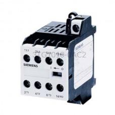 Stycznik Siemens Sirius 4kW 8,4A AC-3 3P 1NO 24 VAC 3TG1010-0AC2