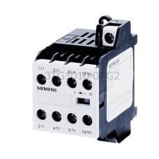 Stycznik Siemens Sirius 4kW 8,4A AC-3 3P 1NO 110 VAC 3TG1010-0AG2