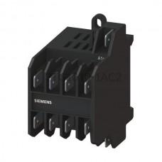 Stycznik Siemens Sirius 4kW 8,4A AC-3 3P 1NO 24 VAC 3TG1010-1AC2