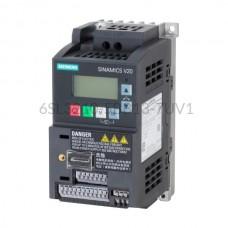 Falownik Sinamics V20 6SL3210-5BB13-7UV1 Siemens 1-fazowy o mocy 0,37 kW