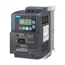 Falownik Sinamics V20 6SL3210-5BB21-1BV1 Siemens 1-fazowy o mocy 1,1 kW