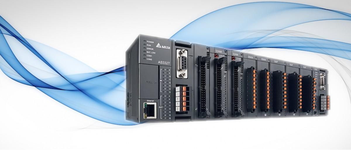 Sterowniki PLC AS300/AS200