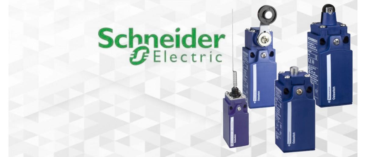 Wyłączniki krańcowe Schneider Electric