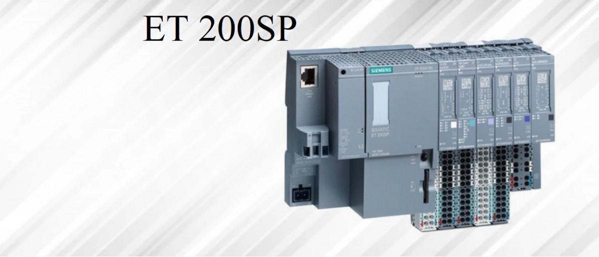 Systemy Simatic ET 200 SP Siemens
