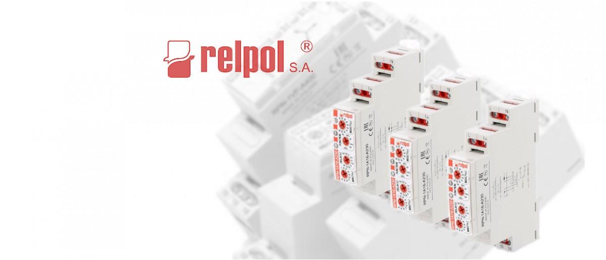 Przekaźniki Relpol