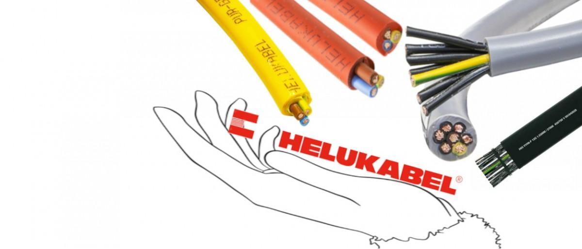 Przewody elektryczne Helukabel