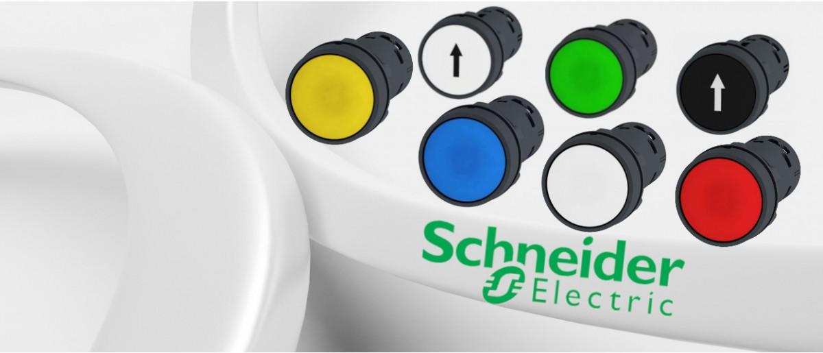Przyciski XB7 Harmony Schneider