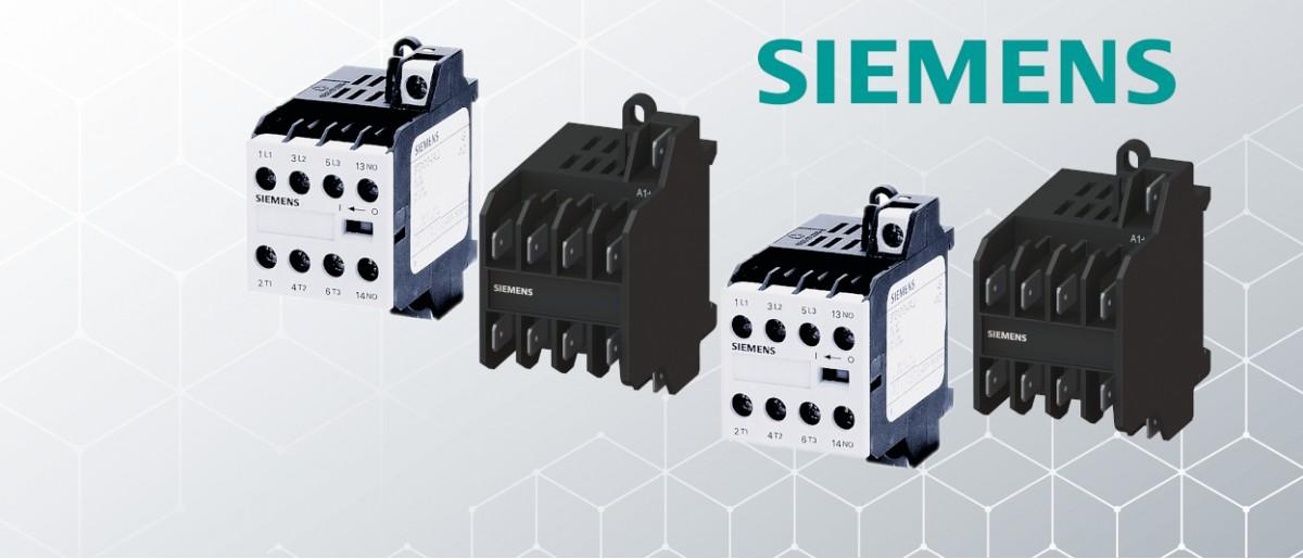 Styczniki Sirius Siemens