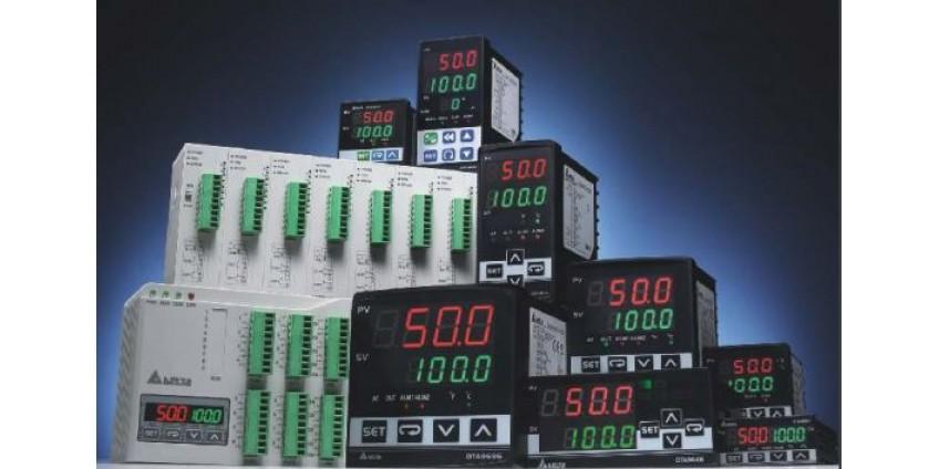 Regulatory temperatury PID od Delta Electronics